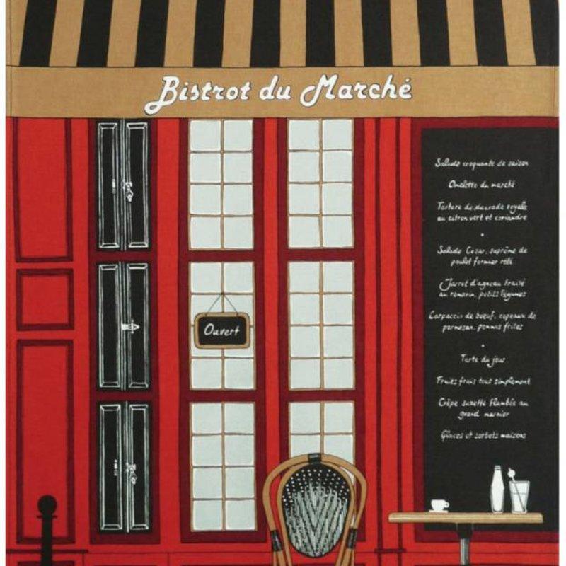 Beauville Beauville Dishtowel Bistrot de Marche