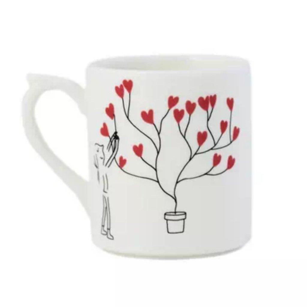 Gien Gien Les Amoureux Mug