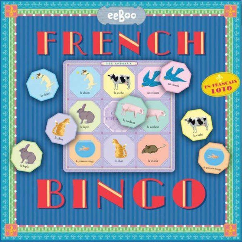 Eeboo eeBoo French Bingo