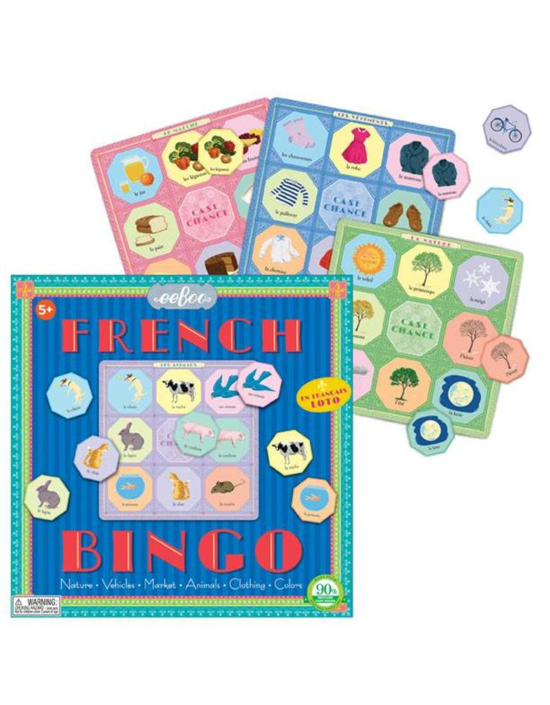 Eeboo EEBOO French Bingo