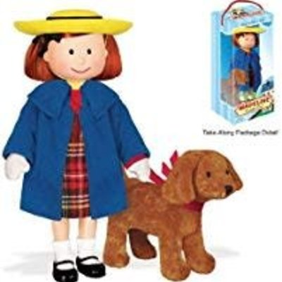 Yottoy Madeline w dog in box