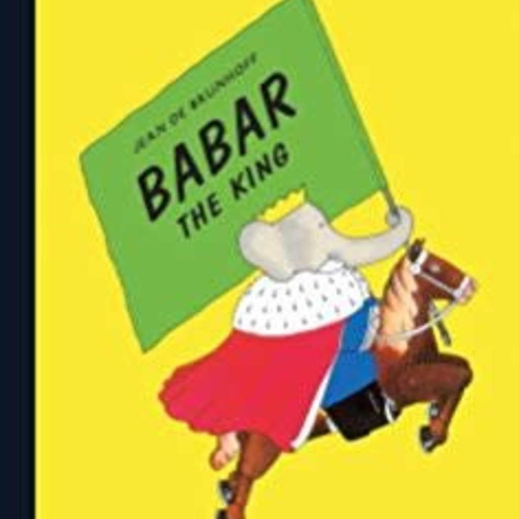not tracked Babar The King
