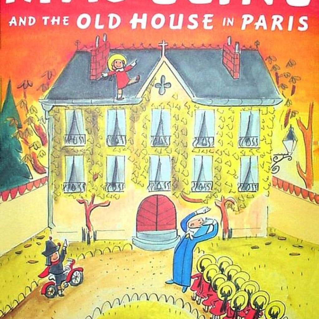 not tracked Madeline and the Old House in Paris