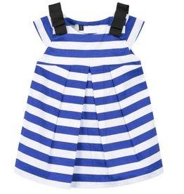 Jean Bourget JB Blue Stripe Dress JJ30001 SS17