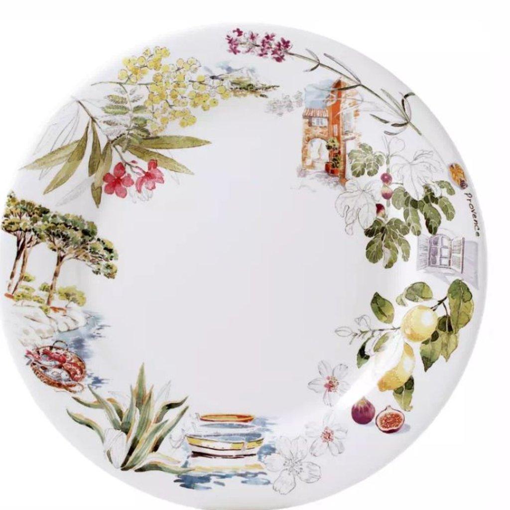 Gien Gien Provence Dinner Plate