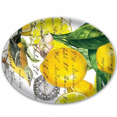 Michel Design Works Lemon Basil Soap Dish