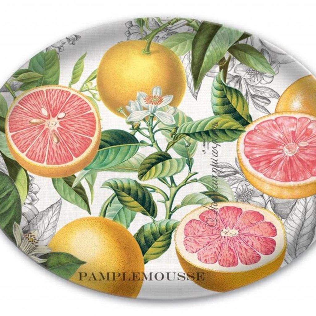Michel Design Works Lemon Basil Soap Dish