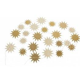 Maileg Maileg Garland Gold Stars