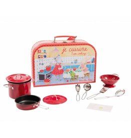 Magic Forest MR Je Cuisine Suitcase
