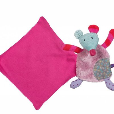 Magic Forest Moulin Roty Doudou Mouse Mouchoir