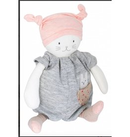 Moulin Roty MR Musical Cat Les Petits Dodos