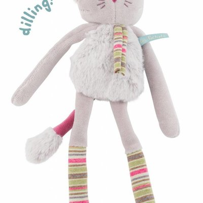 Magic Forest Moulin Roty Cat Rattle