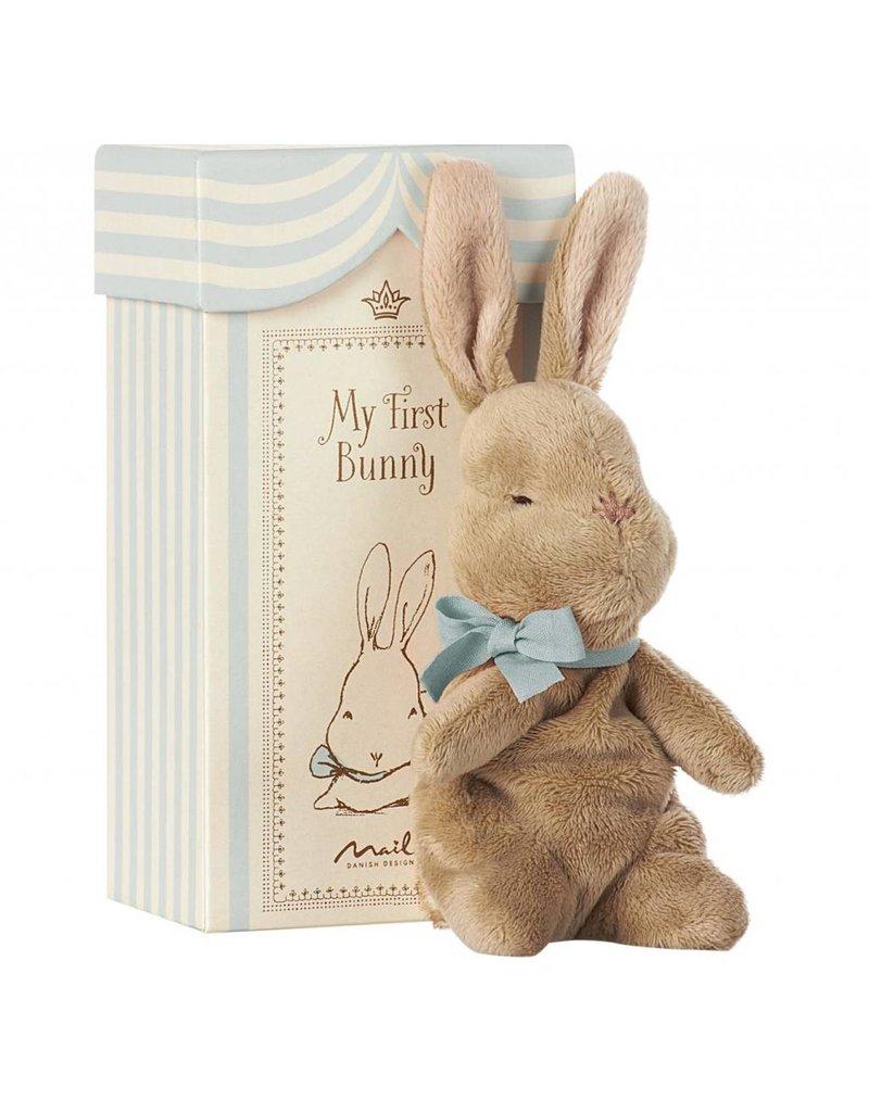 Maileg Maileg Blue First Bunny