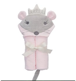 Elegant Baby EB Bath Wrap Princess Mouse