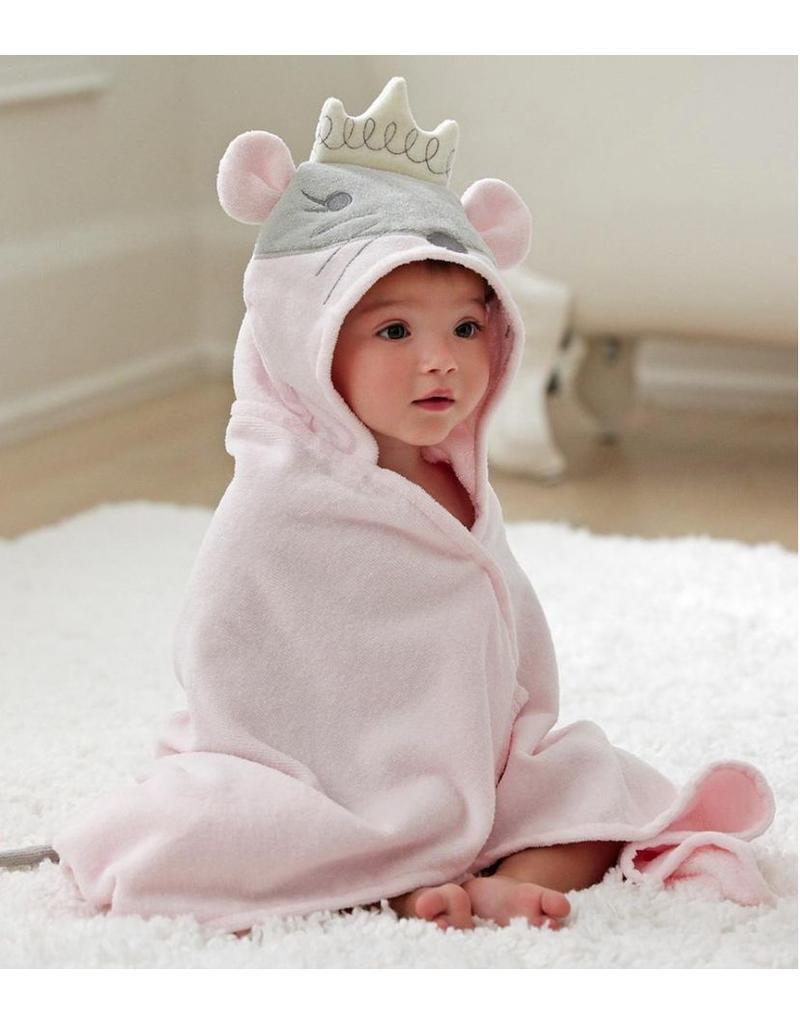 Elegant Baby EB Bath Wrap Princess Mouse