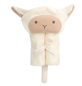 Elegant Baby EB Bath Wrap Towels Lamby