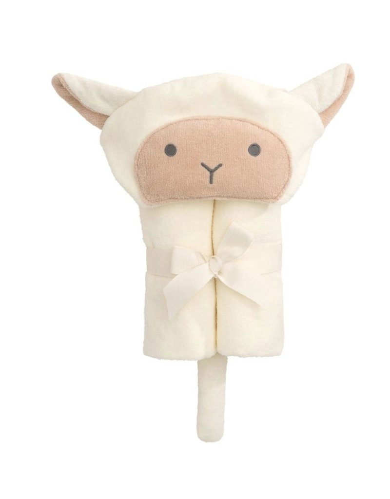 Elegant Baby EB Bath Wrap Towels Lamby