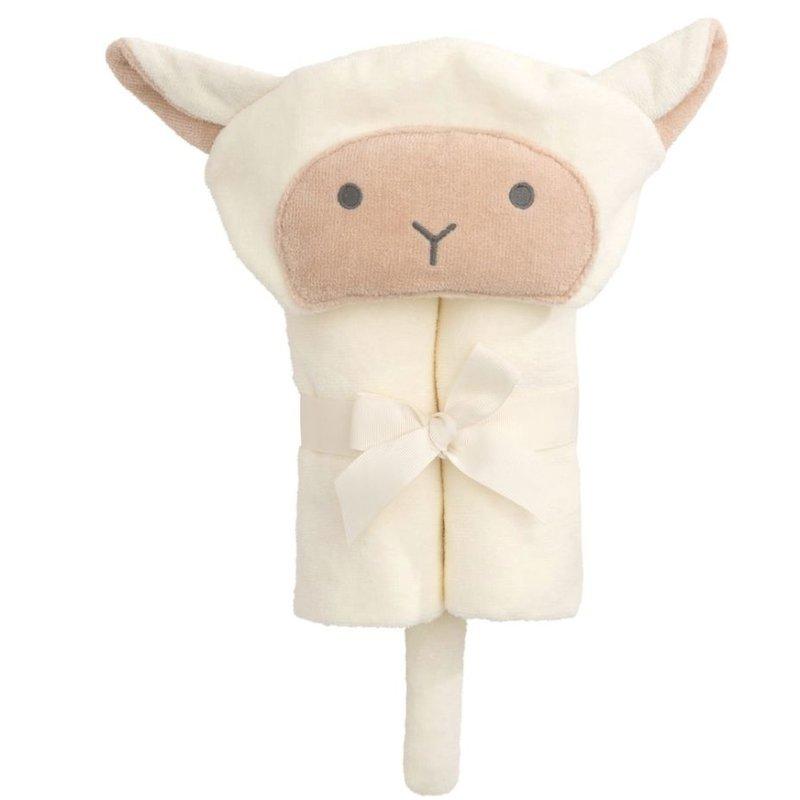 Elegant Baby Elegant Baby Bath Wrap Towels Lamby