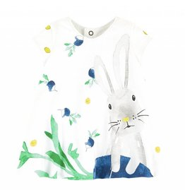 Catimini CAT Dress Bubble radish rabbit Cl30011 S18