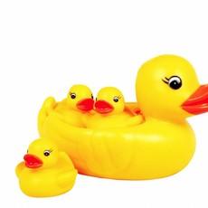 Elegant Baby Elegant Baby Lazy Tubbies Duck Family