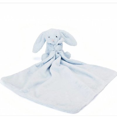Jellycat Jellycat bashful beau bunny soother Blue