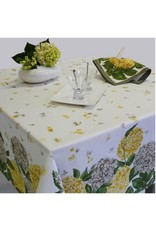 "Beauville BV Tablecloth Hortensia 67""x106"""