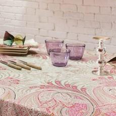 Beauville Beauville Tablecloth Ceylan Rose