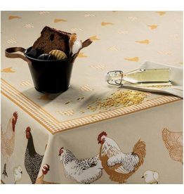 "Beauville BV Tablecloth Picotti 59""x82"""