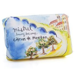 Mistral Mistral Soap Bar Citron
