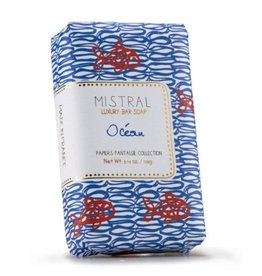 Mistral Mistral Soap Bar Small Ocean