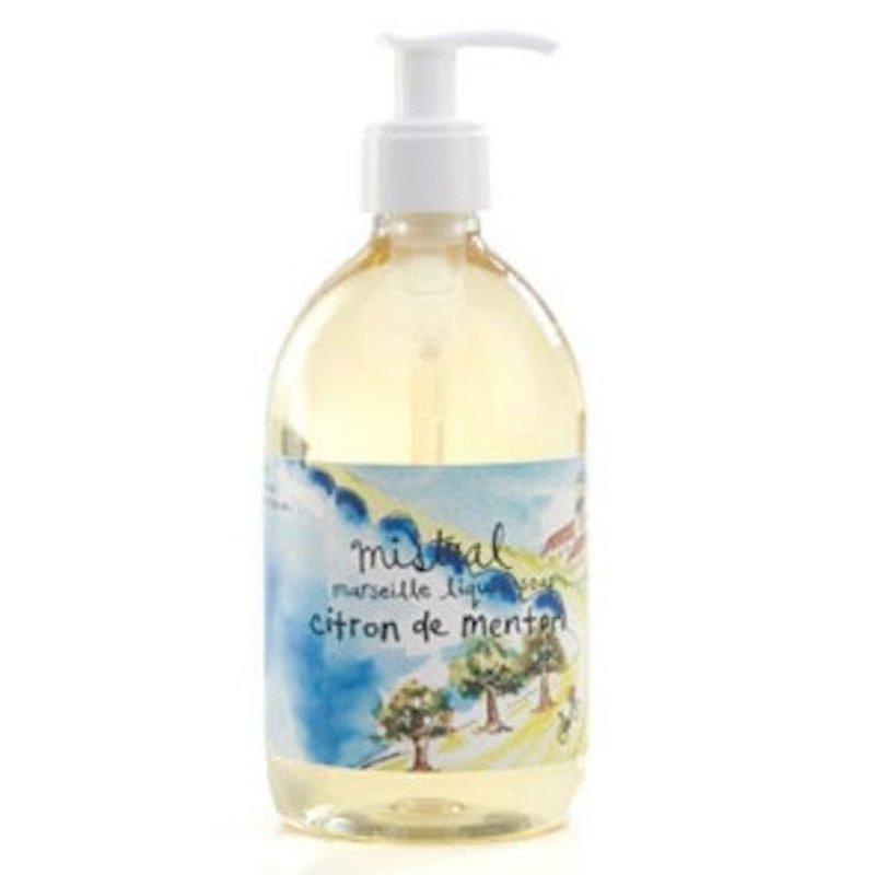 Mistral Mistral Soap Liquid Citron