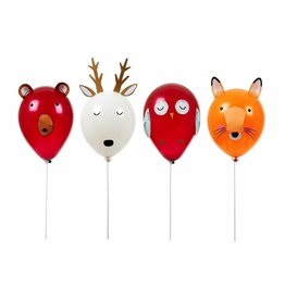 Meri Meri MERI Balloon Kit various Forest Animals