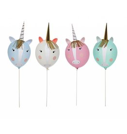 Meri Meri MERI Balloon Kit various Unicorns