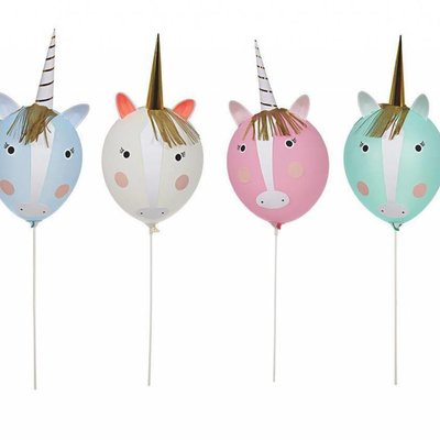 Meri Meri Meri Meri Balloon Kit Unicorns