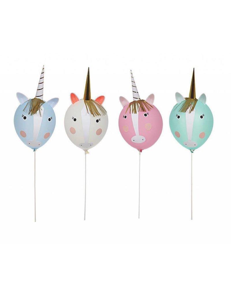 Meri Meri MERI Balloon Kit various Unicorns