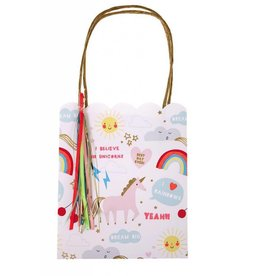 Meri Meri Meri Meri Party Bags Unicorns