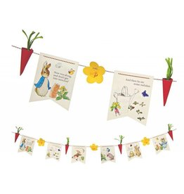 Meri Meri MERI Garland Peter RaBBit