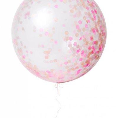 Meri Meri Meri Meri Giant Confetti Balloons Pink