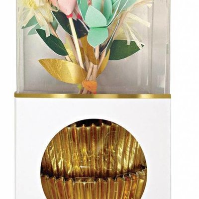 Meri Meri Meri Meri Flower Bouquet Cupcake Kit