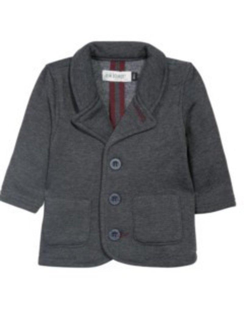 Jean Bourget JB Jacket Grey Knit JK40004