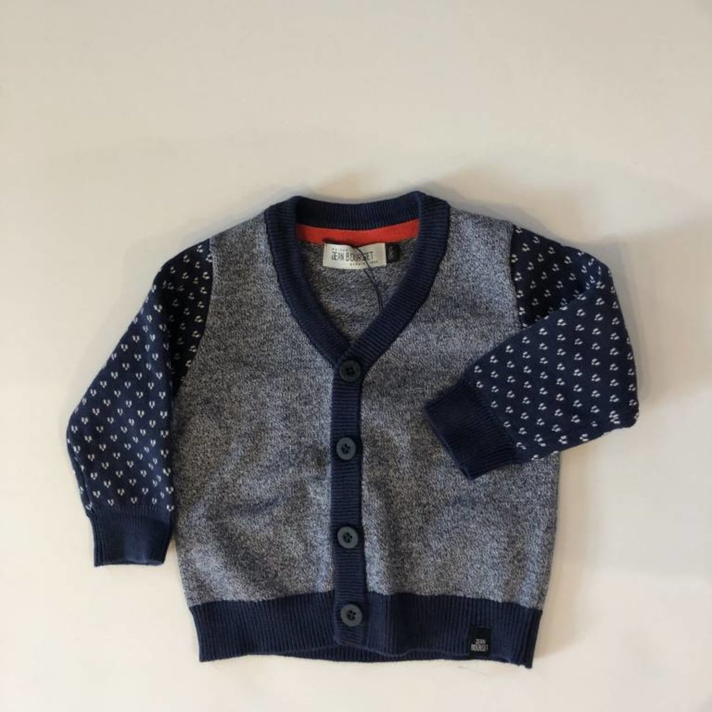 Jean Bourget Jean Bourget Button Up Sweater