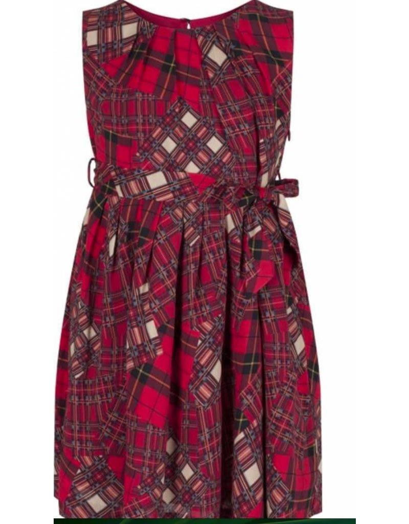 Rachel Riley Riley Dress red plaid dress