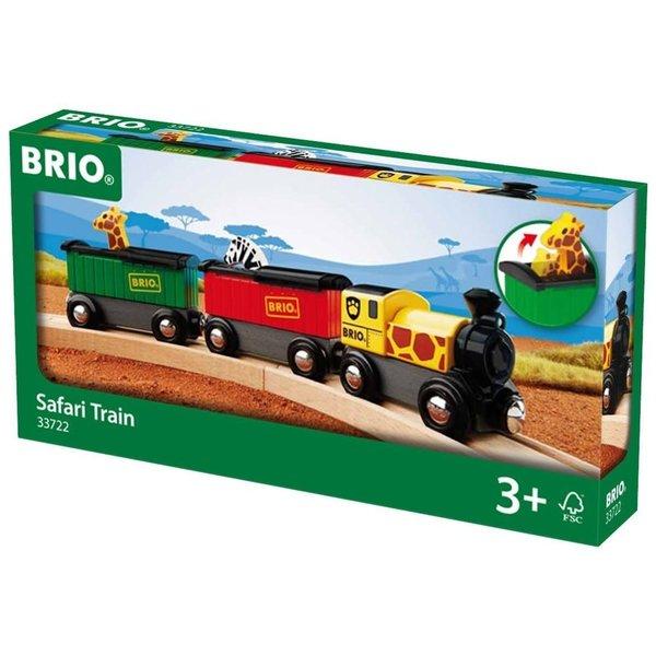 Brio Brio: Safari Train