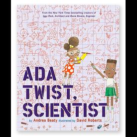 Abrams Abrams: Ada Twist, Scientist