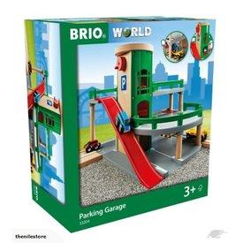 Brio Brio: Parking Garage