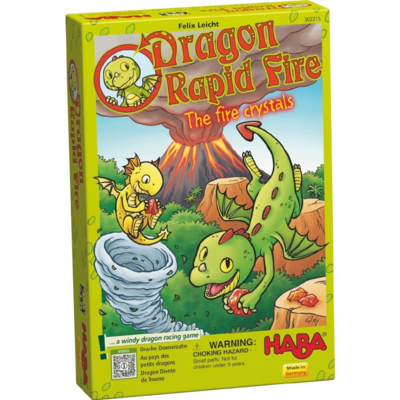 Haba Haba: Dragon Rapid Fire