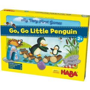 Haba Haba Games: Go, Go, Little Penguin