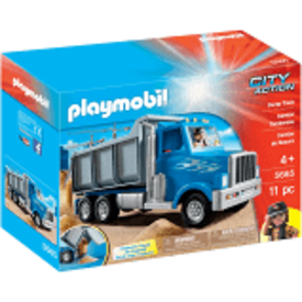 Playmobil Playmobil: Dump Truck