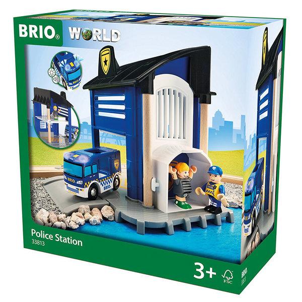 Brio Brio: Police Station
