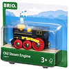 Brio: Old Steam Engine
